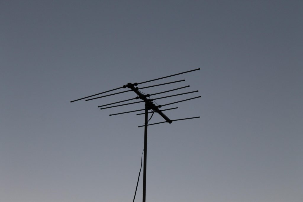 Television Roof Antenna